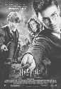 Promotional poster for the 2007 film Harry Potter...