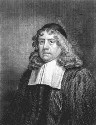 John Owen, English Calvinist theologian. (Library...