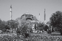 Hagia Sophia in present-day Istanbul,Turkey, was...