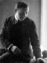 Portrait of Max Weber, sociologist who...