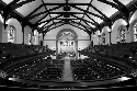 Interior of St. Andrew's Presbyterian Church in...