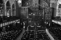 Interior of the Second Presbyterian Church in...