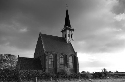 Netherlands Reformed church in Den Hoorn,...
