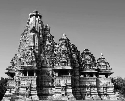 Vishwanath Temple in Khajuraho, India, built in...