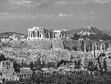 The Acropolis of Athens as viewed from the Hill...