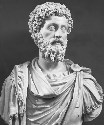 Stoic philosopher and Roman emperor Marcus...