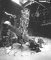 Hooker telescope with 100-inch reflector at the...