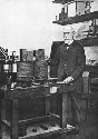 Henri Becquerel, discoverer of...
