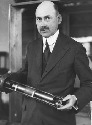 Professor Robert H. Goddard, instructor of...