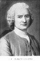 Portrait of Jean-Jacques Rousseau, Enlightenment...