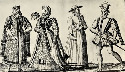 Sixteenth-century clothing reflected the social...