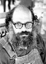 Poet Allen Ginsberg opposed the Vietnam War. His...