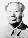 Mao Zedong led the Communists to victory in the...