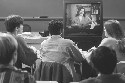 Students in a distance-learning class (Charles...