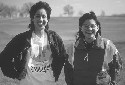 Students of Haskell Indian Nations University in...