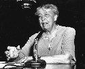 (Anna) Eleanor Roosevelt (Library of Congress)