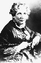Harriet Beecher Stowe (National Archives)