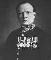 First Lord of the Admiralty Winston...