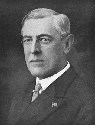 U.S. President Woodrow Wilson, who held office...