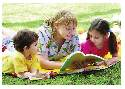 Children learning to read are not aware of the...