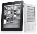 iPad vs. Kindle: Comparing e-book readers.