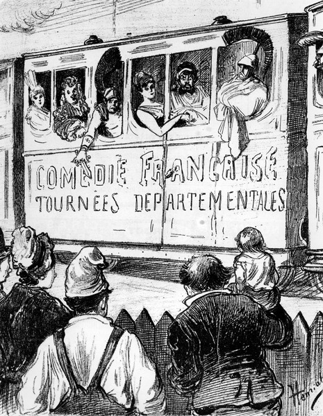 historical print