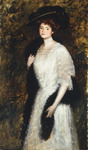 Mrs, 1906 (oil on canvas)