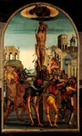 The Martyrdom of St Sebastian, by Luca Signorelli (ca 1445-1523)