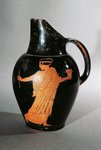 Vase portraying Circe