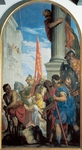 Martyrdom of Saints Primo and Feliciano, 1562, by Paolo Caliari known as Veronese (1528-1588), oil on canvas