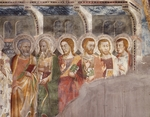 Figures of Apostles, detail from Incredulity of Saint Thomas, from Master Trecentesco School, fresco, 14th century