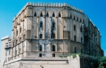 Palace of Normans (9th-16th century), Palermo, Sicily, Italy