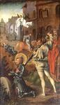 The martyrdom of St. Maurice, c.1560 (panel)