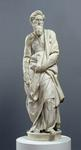Saint Paul, from the Piccolomini Altar, 1501-4 (marble)