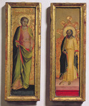 St. Peter and St. Paul (tempera on panel)