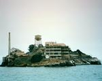 View of Alcatraz Prison (photo)