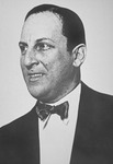 Arnold Rothstein (1882-1928) (b/w photo)