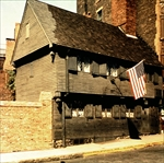 The Paul Revere house (photo)