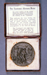 The Lusitania Medal (metal with card box)