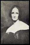 Mary Wollstonecraft Shelley (1797-1851) (engraving)