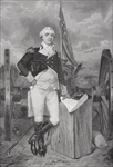 Portrait of Henry Knox (1759-1806) (litho)