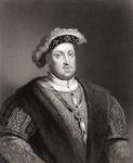Portrait of Henry VIII (engraving)
