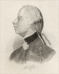 General James Wolfe, from 'Crabb's Historical Dictionary', published 1825 (litho)