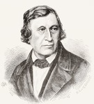 Wilhelm Carl Grimm, 1786 – 1859. German author, the younger of the Brothers Grimm. From Nuestro Siglo, published 1883.
