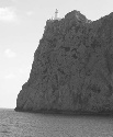 Cliff at Cape Formentor, Mallorca...