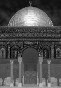 The Dome of the Rock on the site of the Temple of...