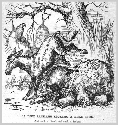 Thomas Nast's illustration for Harper's Weekly on...