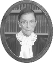 Ruth Bader Ginsburg Source: Supreme Court...