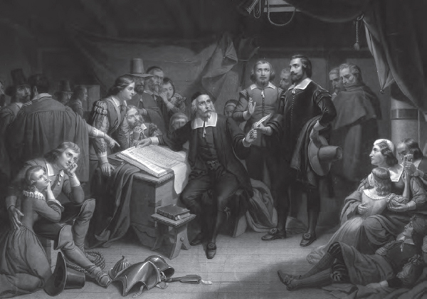 Mayflower Compact 1620 Credo Reference