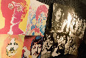 Photomontage at the Beatles Story Museum